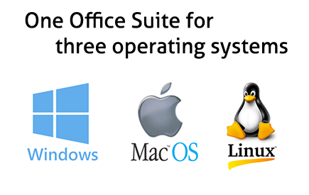 Supports Windows, macOS and Linux