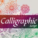 calligraphic-script-pro