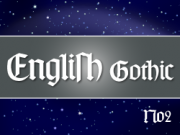 english-gothic-no2