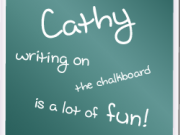 cathy-handwriting