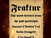 fraktur-pro