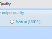 SlimPublisher 5 Output Quality