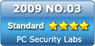 PC Security Labs Standard Certification