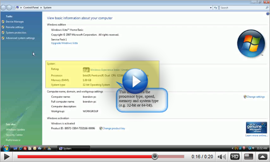 ActivePresenter Example MPEG4/MP4 output to YouTube HD