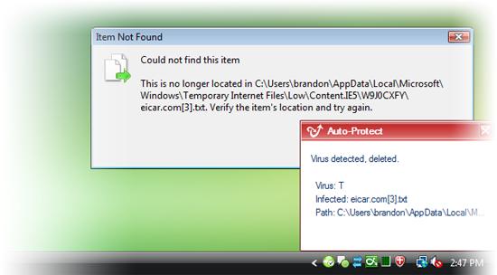 Kingsoft Antivirus Auto-Protect
