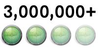 3 million plus viruses