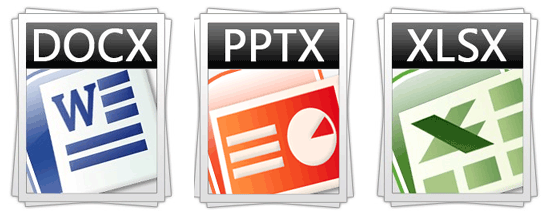 Binarynow office can open and save microsoft office open xml docx xlsx and pptx binarynow - Can open office open docx ...