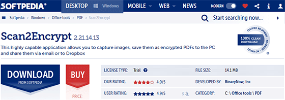 Scan2Encrypt_softpedia