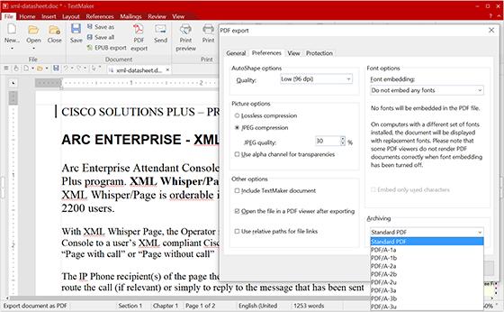 Servicepack Fur SoftMaker Office 2018 Und SoftMaker Office NX TextMaker_2021_PDF-export